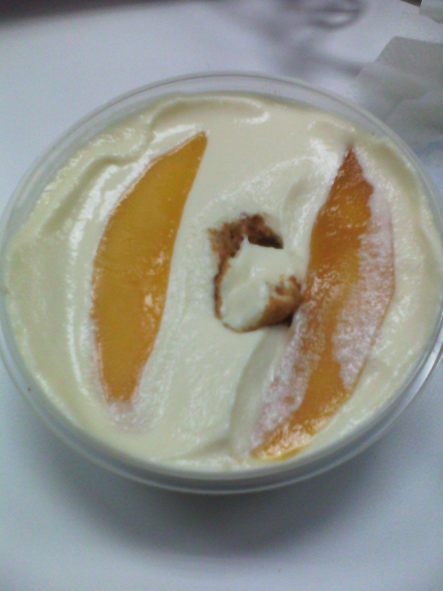 In Which Mangoes and Cream Make a Dreamy Dessert…