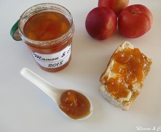 Confiture de nectarines