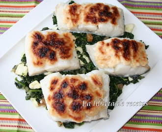 Recetas de bacalao lekue mytaste - Cocinar bacalao congelado ...
