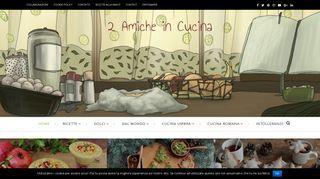 www.dueamicheincucina.it
