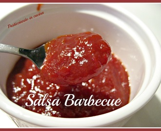 Salsa Barbecue -BBQ Sauce