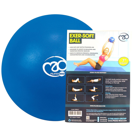 "Fitness Mad 7 ""Exer-Soft övning boll"