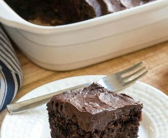 Best Low Carb Chocolate Cake Recipe – Gluten Free