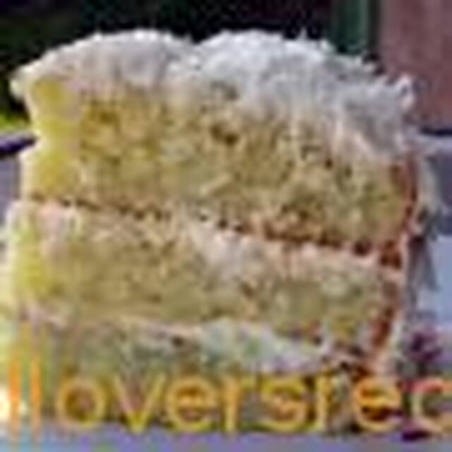 GLUTEN FREE 3 LAYER COCONUT CAKE WITH LEMON CREAM CHEESE ICING