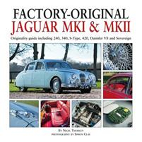 Factory-Original Jaguar Mk1 & Mk2: Originality Gui