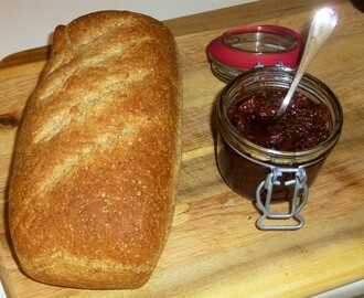 Cumin, Fennel and Chilli Sundried Tomato Jam Recipe