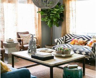 8 Easy Ways To Decorate Your Living Room