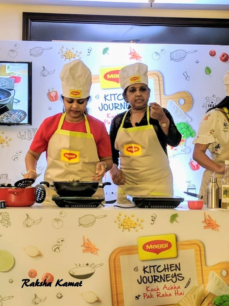 Rita Shinde's Maggi Kitchen Journey And Cook-Off in Goa
