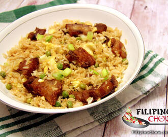 Lechon Fried Rice