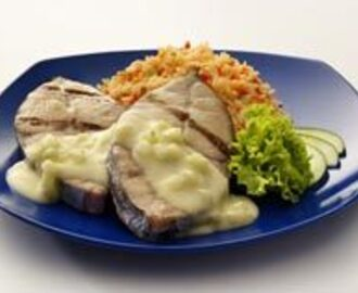 How to Cook Tanigue in Creamy Cucumber Sauce?
