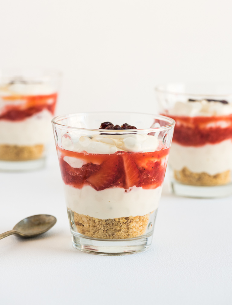 heinstirred wrote a new post, Berry Parfait, on the site heinstirred