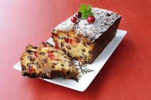 Gluten-Free Light Fruit Cake