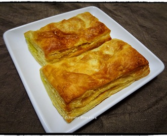 Goan Patties / Vegetable Puff