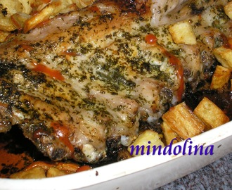 costillas al horno by tito
