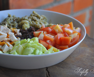 Ensaladang Pinoy (Filipino Salad)