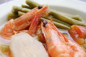 How to cook Sinigang na Hipon (Shrimp in Sour Soup)?