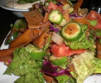 Libanesisk salat opskrifter - myTaste