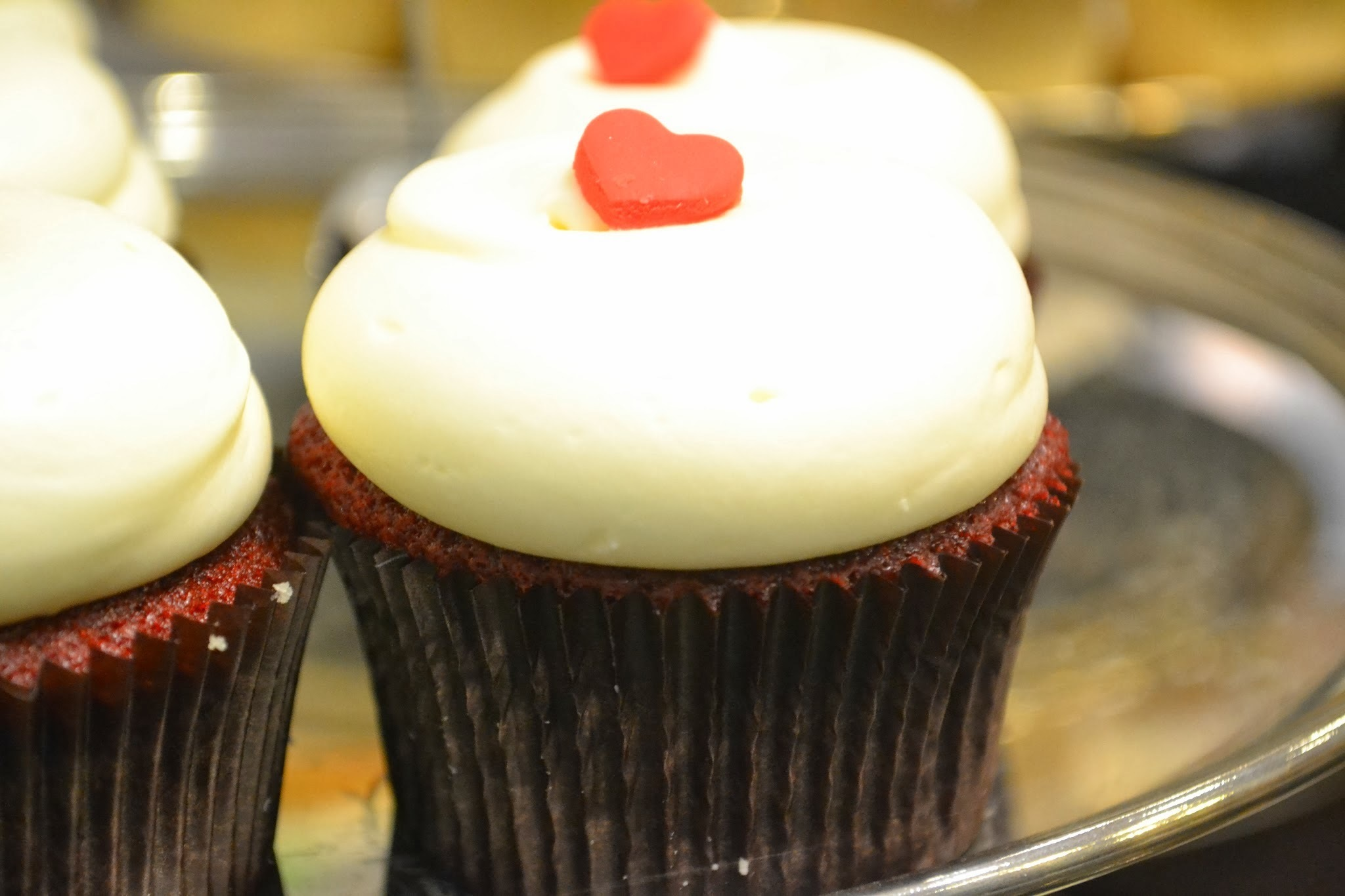 Restaurant Friday: Let Them Eat Cupcakes - 'Georgetown Cupcake'
