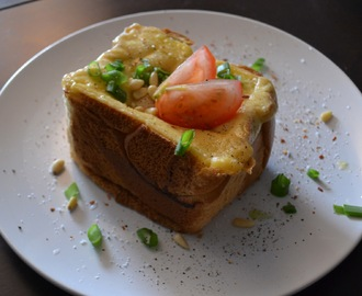 Savoury Wednesday: Truffled Eggs Toast à la Brunch & Cake