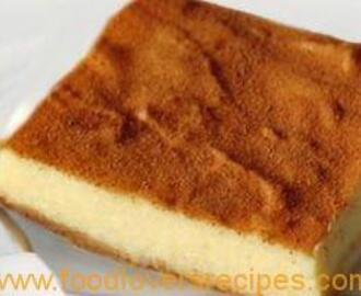 EGGLESS MILK TART