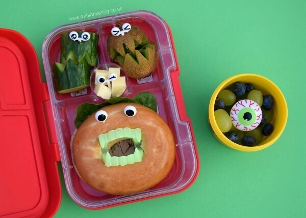Bitey Bagel Bento Lunch