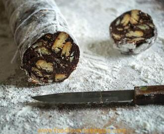 CHOCOLATE ROLL