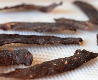 Beef Jerky selbstgemacht