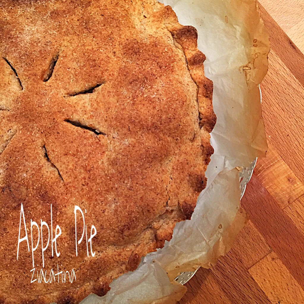 Un'apple pie.. salutare!