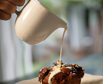 Tantallons' Walnut or Pecan Nut Toffee Pudding