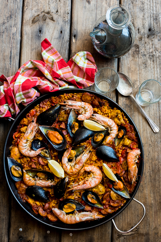 heinstirred wrote a new post, Paella, on the site heinstirred