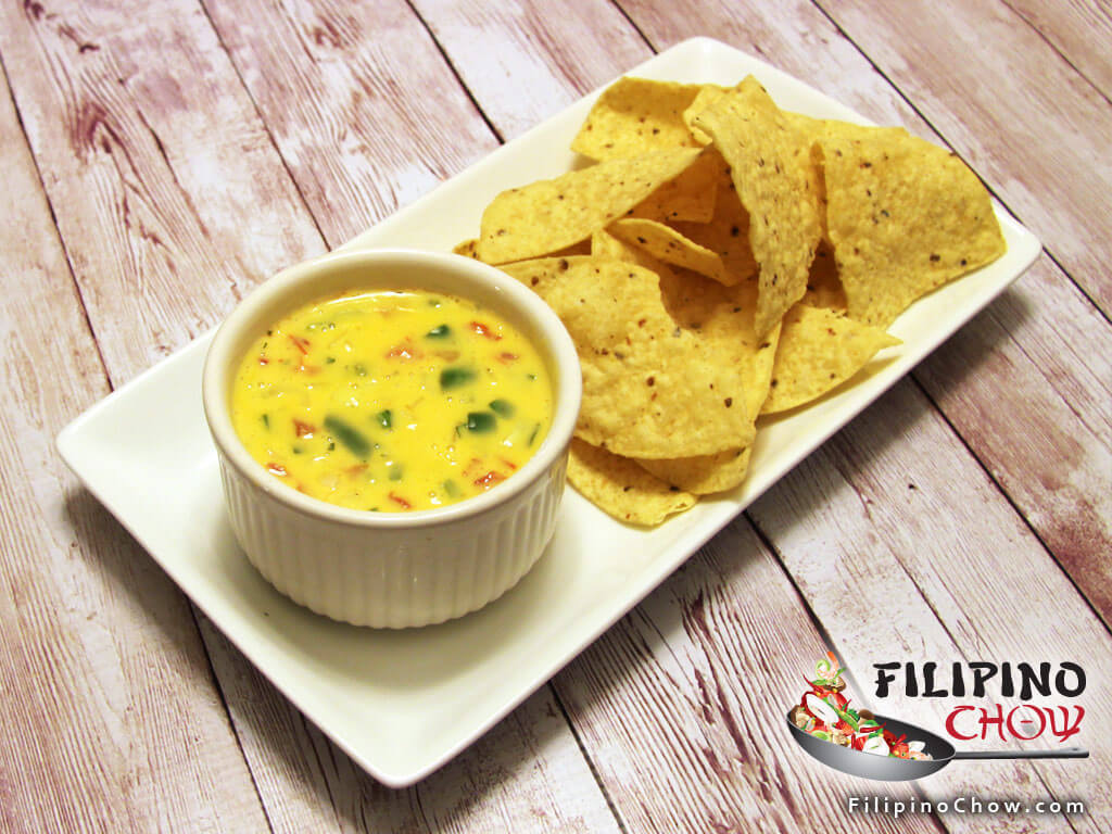 Chili Con Queso (Spicy Cheese Dip)