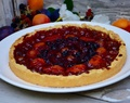 Tarte multi-fruits
