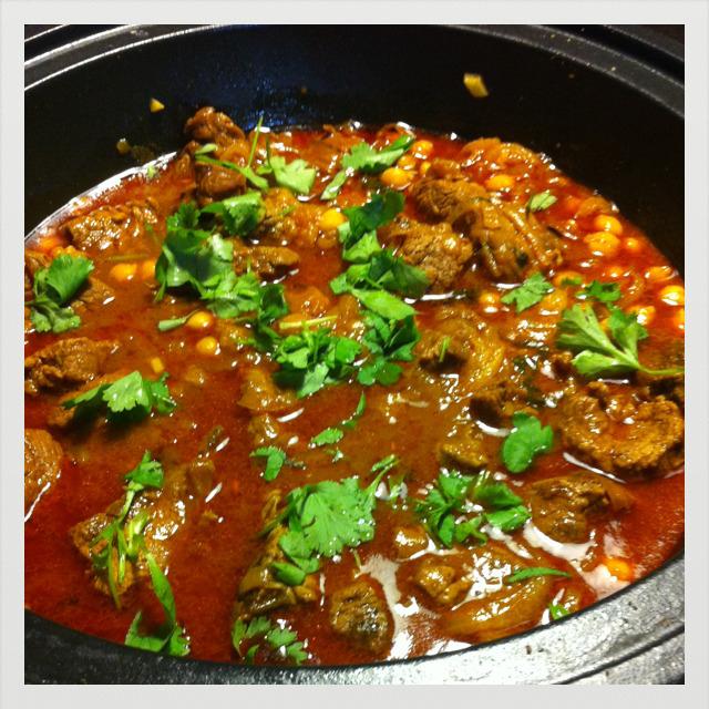 arabisk mad opskrifter