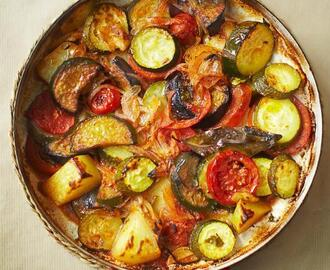 BRIAM (GREEK VEGETABLE BAKE)