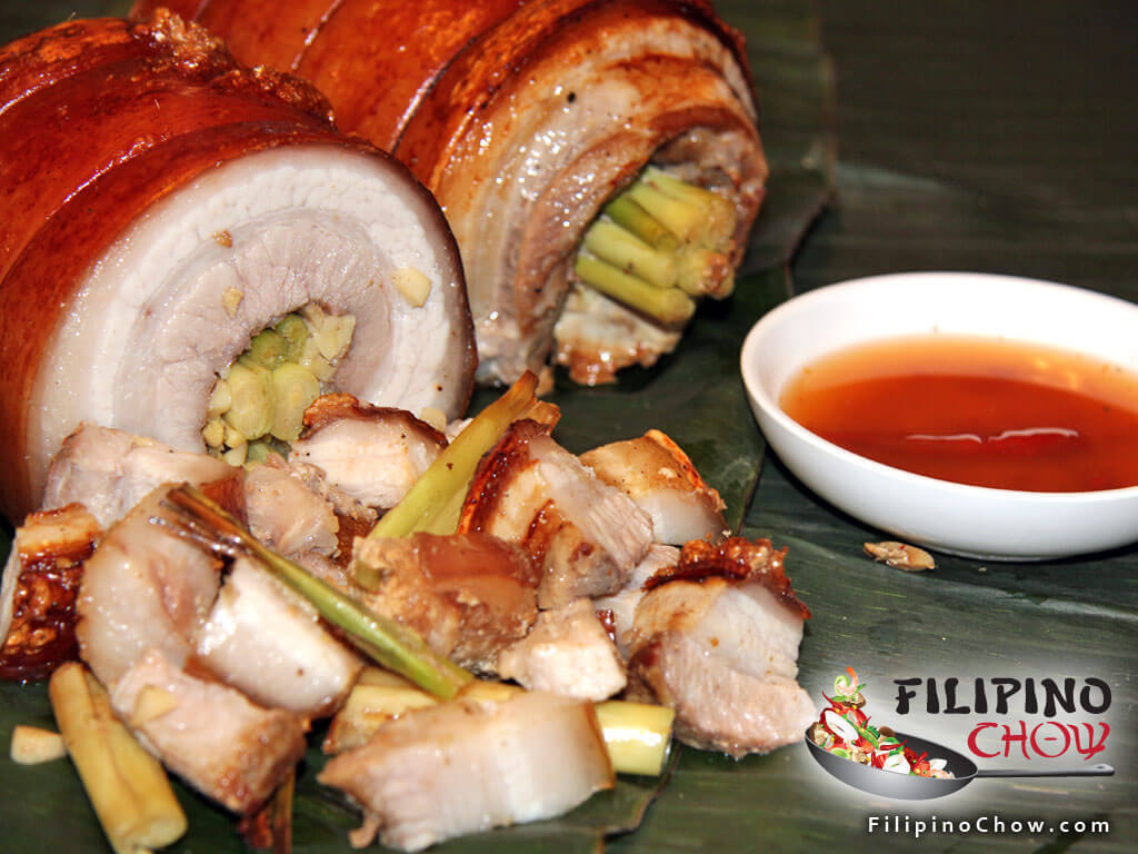 Roasted Pork Belly (Lechon Liempo)