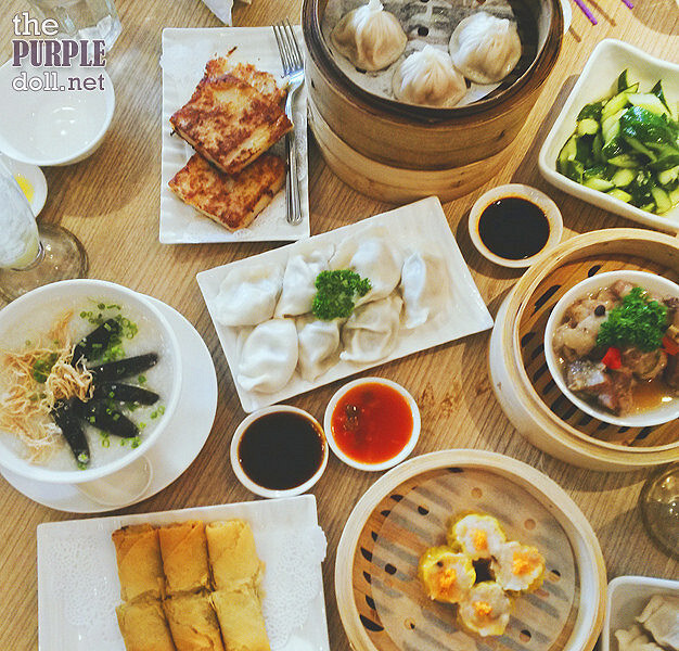 Crystal Jade Shanghai Delight: Weekday Dimsum Dinner Buffet