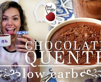 CHOCOLATE QUENTE LOW CARB INTANTÂNEO