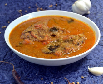 Chettinad Fish Curry | Chettinad Meen Kuzhambu
