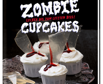 Buchrezension: Zombie Cupcakes (Black Halloween Event 2015)