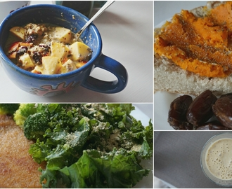 Vegan Food Diary #3