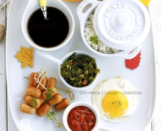 Hotdogs, Eggs and Fried Rice (Hotsilog), A Philippine Breakfast