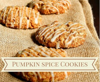 cupcakes-and-couscous wrote a new post, Pumpkin Spice Cookies, on the site Cupcakes & Couscous