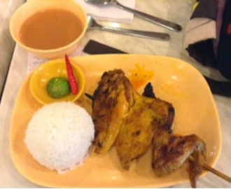 Chicken Deli SM Annex North Edsa Food Review: Feasting on Bacolod's Chicken Inasal