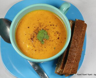 Roasted Vegetable Soup (Low Calorie Recipes)