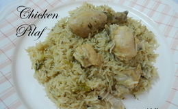 muslim biryani and other recipes