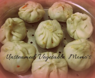 Vegetable Momo's