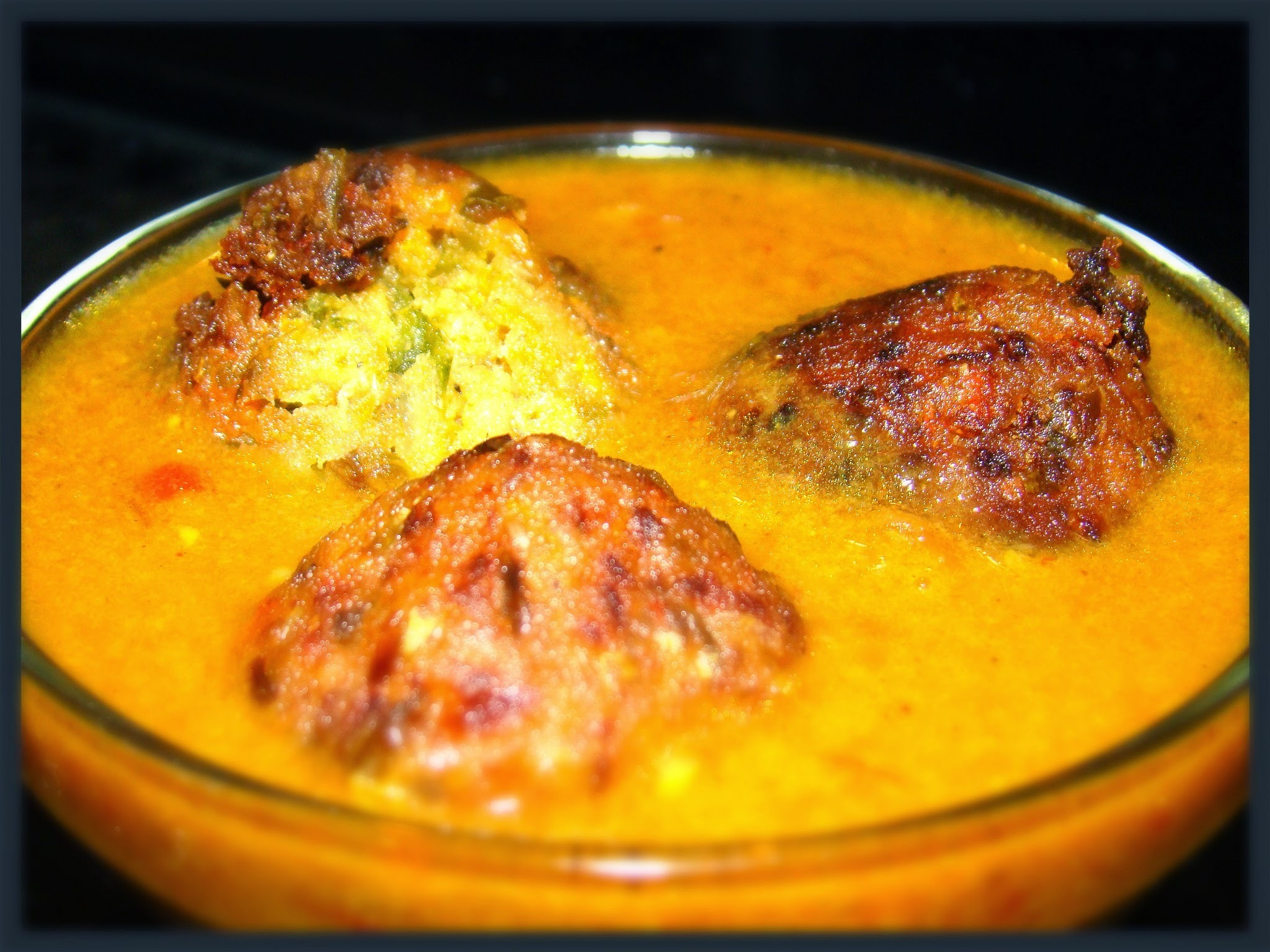 Mix veg Kofta curry