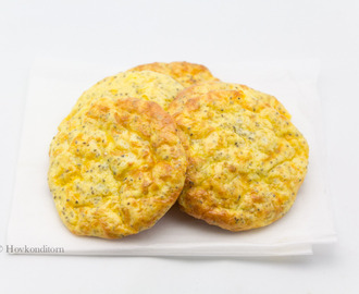 Cheese Bread, LCHF