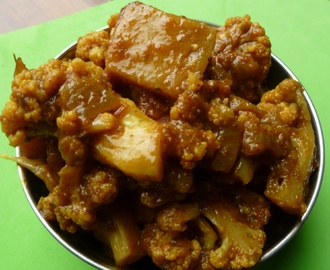 Aloo Gobi Curry - For Party