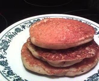 Dairy and Gluten-Free Buttermilk Pancakes